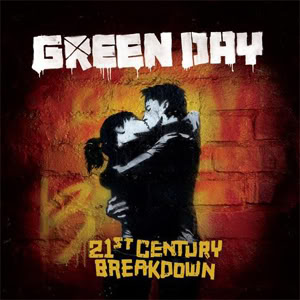 "Green Day's album cover ""21st Century Breakdown"""
