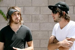 Alex and Jack, All Time Low, photo by Catharine Acurso