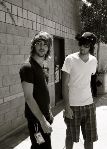 Alex and Jack, All Time Low, photo by Catharine