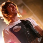 All Time Low, Alex Gaskarth, photo by Catharine Acurso