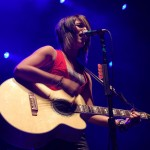 Cassadee Pope of Hey Monday, photo by Charitie