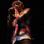 Gabe Saporta of Cobra Starship, photo by Charitie