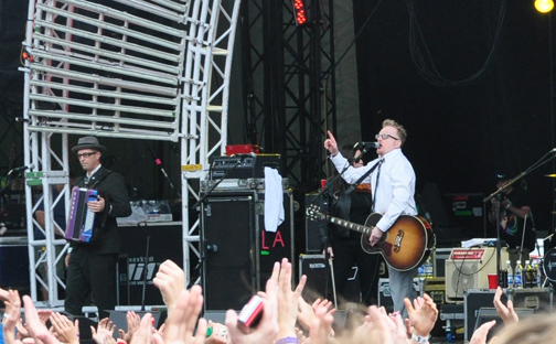 Flogging Molly by David Endicott