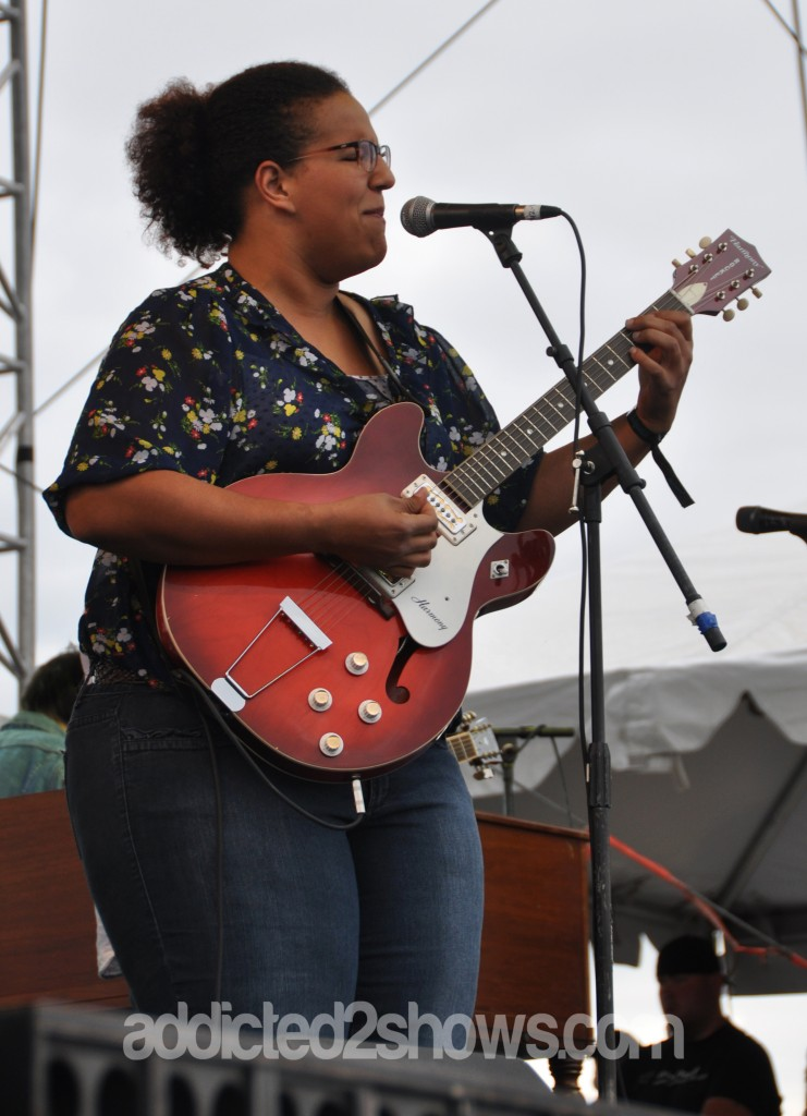 AlabamaShakes at Sasquatch 2012