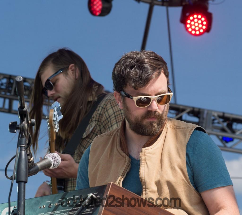 Damien Jurado Sasqutach Festival 2012 1