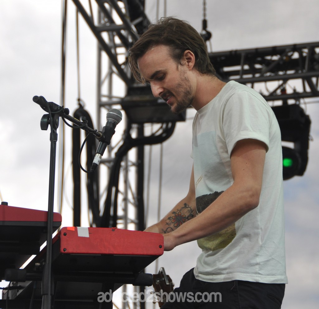 Electric Guest at Sasquatch 2012