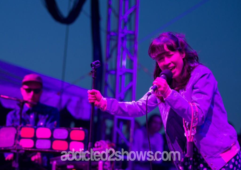 Little Dragon Sasquatch Festival 2012 3
