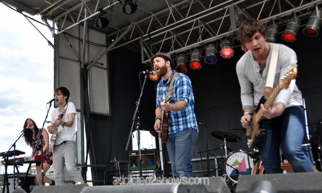 Said the Whale at Sasquatch