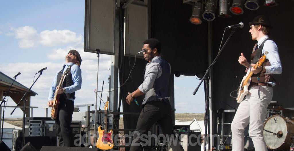 Vintage Trouble Sasquatch Festival 2012 2